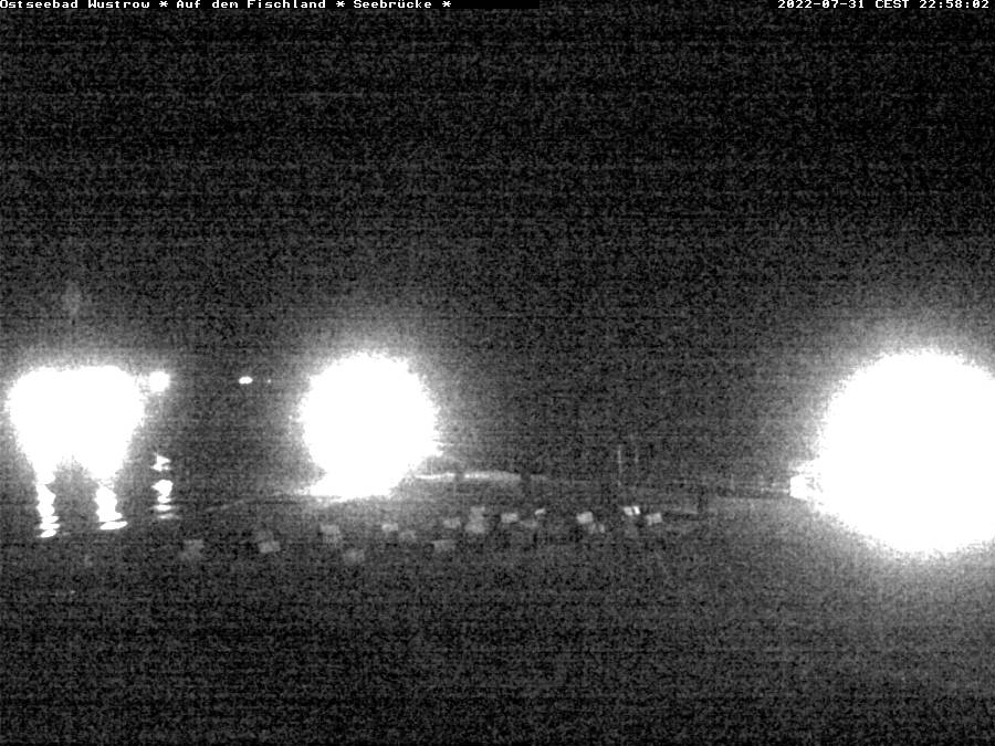 Webcam Wustrow pier